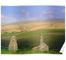 Dartmoor Mine Poster