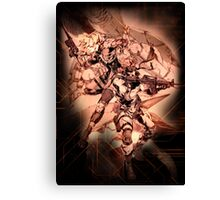 Metal Gear Solid (4 of 10) Canvas Print
