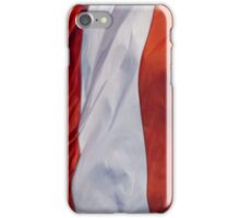 Waving Flag of Latvia From 2014 Winter Olympics iPhone Case/Skin