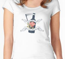 Jack or Death Women's Fitted Scoop T-Shirt