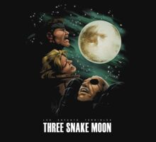 Les Enfants Terribles - Three Snake Moon by Michael Mayne