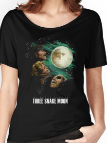 Les Enfants Terribles - Three Snake Moon Women's Relaxed Fit T-Shirt