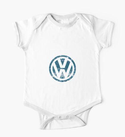 VW The Witty One Piece - Short Sleeve