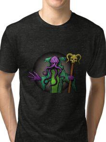 Bad M.F. (Mind Flayer) Tri-blend T-Shirt