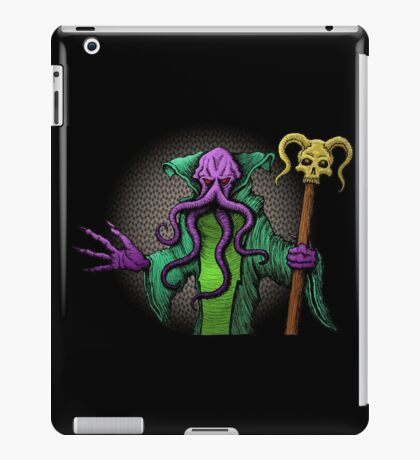 Bad M.F. (Mind Flayer) iPad Case/Skin