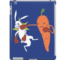 Carrot Knockout iPad Case/Skin