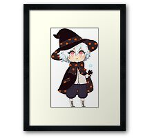 Clear Witch Framed Print