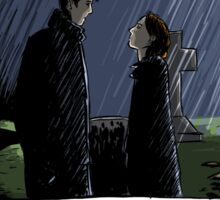 X-Files - Rain Sticker