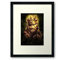 Metal Gear Solid (8 of 10) Framed Print