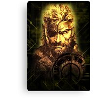 Metal Gear Solid (8 of 10) Canvas Print