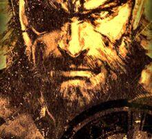 Metal Gear Solid (8 of 10) Sticker