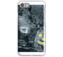 Jolly Jack O' Lantern Says Happy Halloween iPhone Case/Skin