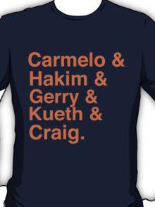 03' Orangemen T-Shirt