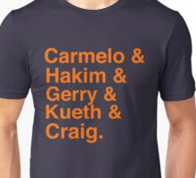 03' Orangemen Unisex T-Shirt