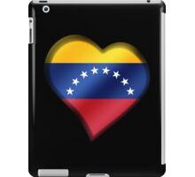 Venezuelan Flag - Venezuela - Heart iPad Case/Skin