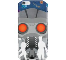 Look Into StarLords Helmet iPhone Case/Skin