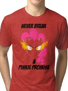 Never Break A Pinkie Promise Tri-blend T-Shirt