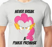 Never Break A Pinkie Promise Unisex T-Shirt