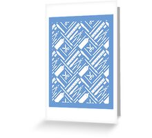 Art is Life Series - Pattern Greeting Card