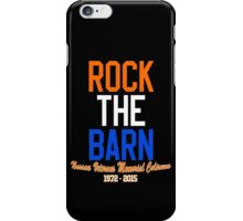 Rock the Barn!  iPhone Case/Skin