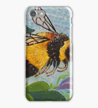 Miss Bumble iPhone Case/Skin