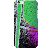 Green Night iPhone Case/Skin