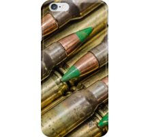 Green Tips iPhone Case/Skin