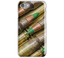 Green Tips iPhone Case/Skin
