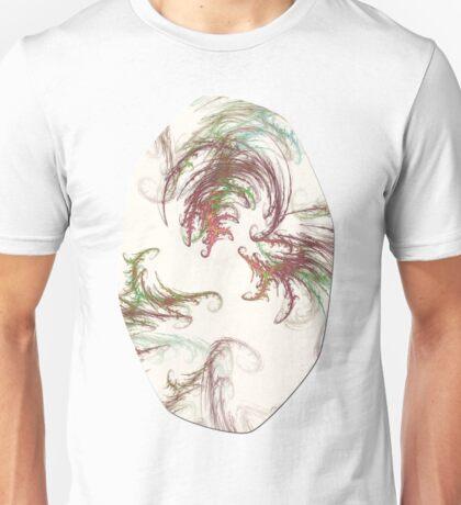 Harvest Winds Fractal Unisex T-Shirt