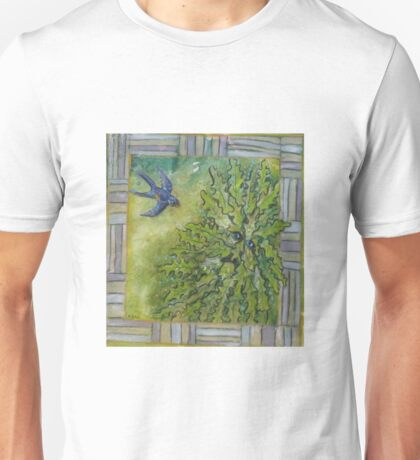 Green Man #7 T-Shirt