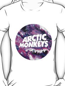 Arctic Monkeys Marble T-Shirt