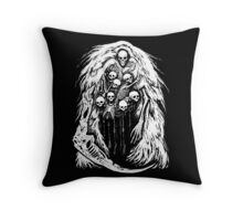 The Gravelord Throw Pillow