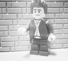 James Dean by DannyboyH