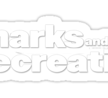 Smarks and Recreation Sticker