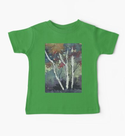 The Dark Forest  Baby Tee
