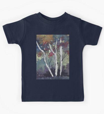 The Dark Forest  Kids Tee