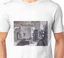Studying with Rick Amor (Urban Landscape) Unisex T-Shirt