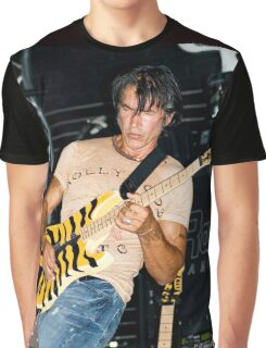 George Lynch of Dokken Graphic T-Shirt