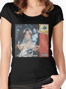 RAVEN MIYAGI Women's Fitted Scoop T-Shirt