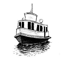 Myra The Ferryboat Basic Character by Transition Cat