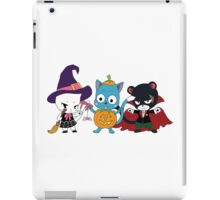 Fairy Tail Halloween Costumes iPad Case/Skin