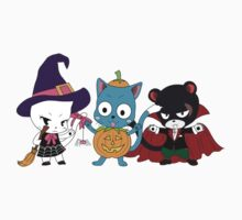 Fairy Tail Halloween Costumes by JMHunter