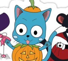 Fairy Tail Halloween Costumes Sticker