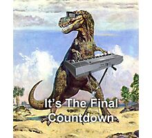 The Final Countdown Photographic Print