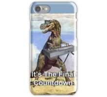 The Final Countdown iPhone Case/Skin