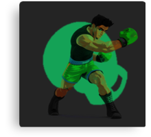 Punch-Out Canvas Print