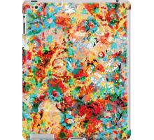Flower Fight iPad Case/Skin