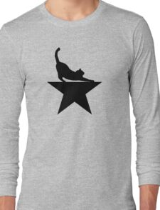 Hamilcat 2.0 for Hamilton Musical Fans Long Sleeve T-Shirt