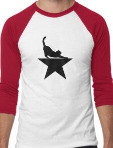 Hamilcat 2.0 for Hamilton Musical Fans Men's Baseball ¾ T-Shirt