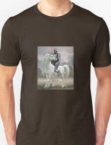 Robocop On A Unicorn Unisex T-Shirt